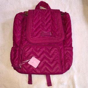 NWT Vera Bradley Puffy Backpack